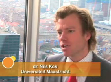 Nils Kok is als assistant professor in Finance verbonden aan de Universiteit Maastricht en is daarnaast bezoekend professor bij de Berkeley University. Ook heeft hij de Global Real Estate Sustainability Benchmark (GRESB)...