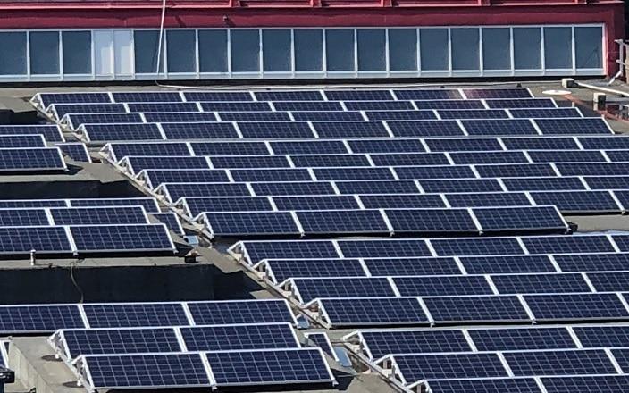 energiebesparing zonnepanelen